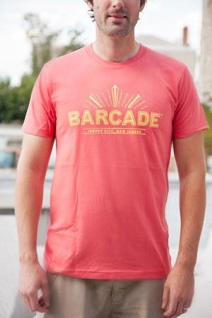 Barcade® Jersey City T-Shirt