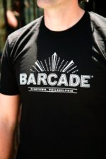 Barcade Philly Black T-Shirt