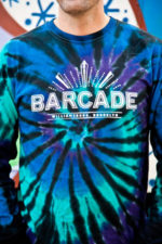 Barcade® Brooklyn Tie-Dye Long Sleeve Shirt