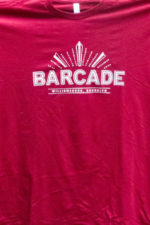 Barcade® Brooklyn T-Shirt - Dark Red