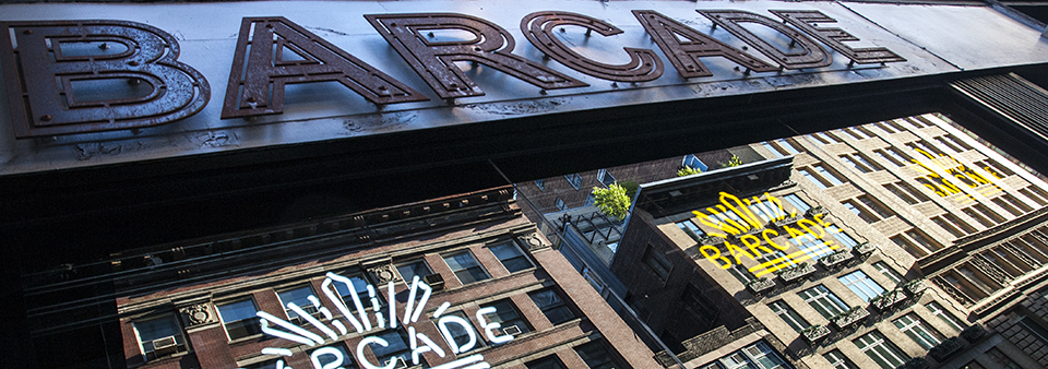 Barcade® in New York, NY