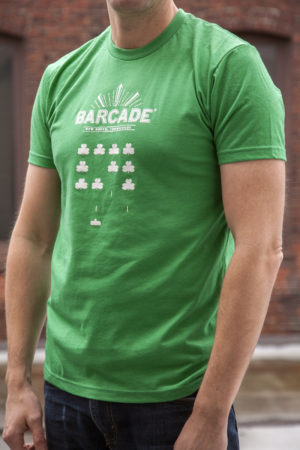 Barcade® New Haven Limited Edition St. Patrick's Day T-Shirt