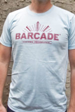 Barcade® Philadelphia T-Shirt - Light Blue