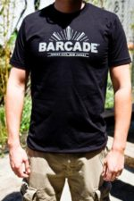 Barcade® Jersey City T-Shirt - Black