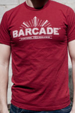 Barcade® Philly T-Shirt - Maroon