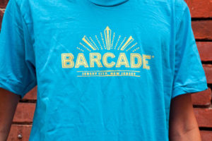 Barcade® Jersey City T-Shirt - Teal