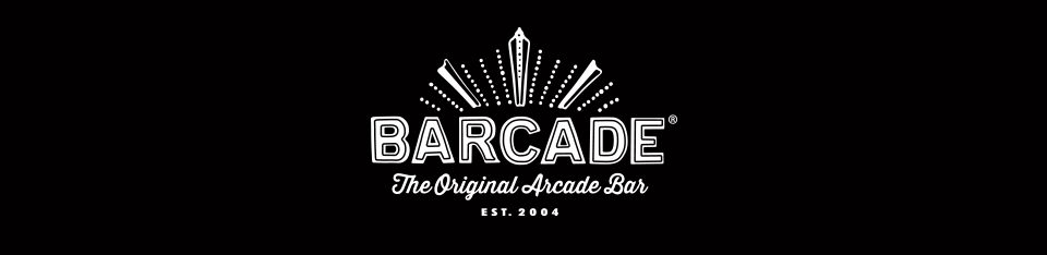 Barcade® - The Original Arcade Bar — Established 2004