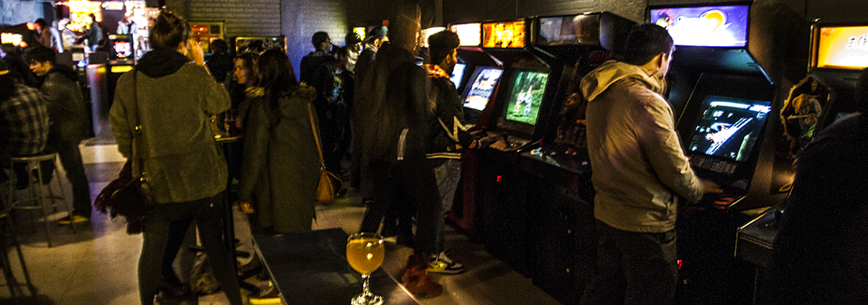 Barcade® at St. Mark's Place in New York, NY