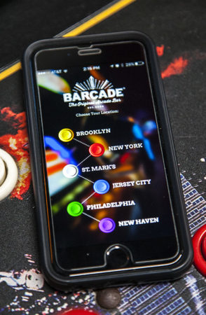 Barcade® App available at the Apple App Store and Google Play