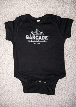 Barcade® Limited Edition Onesie