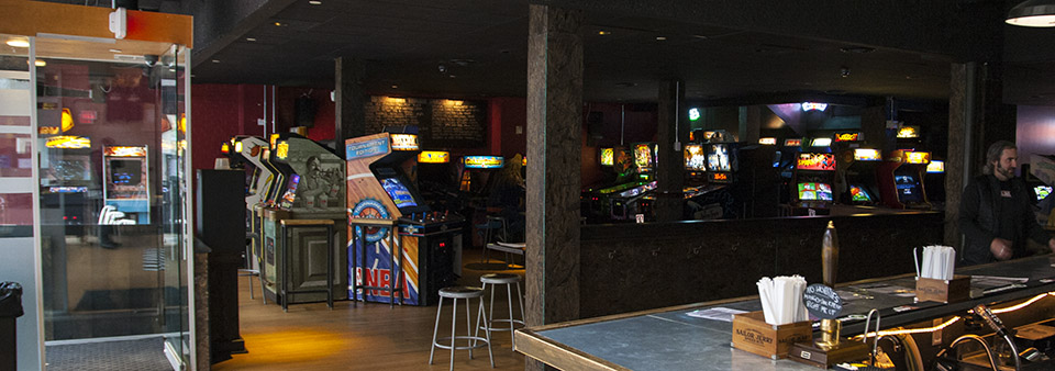 Barcade® — New Haven, CT