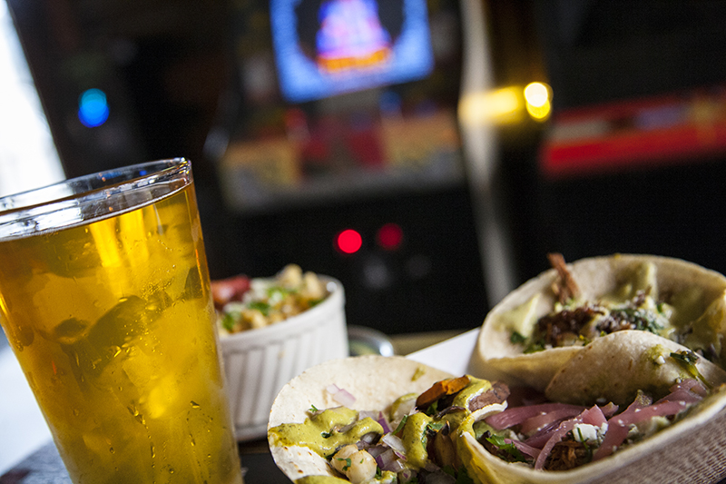 Barcade® - Philadelphia, PA | food