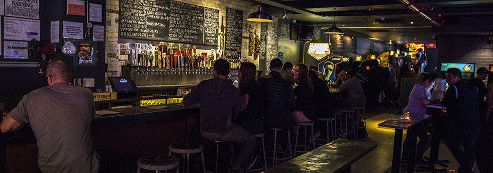 Barcade® — St. Mark's Place in New York, NY