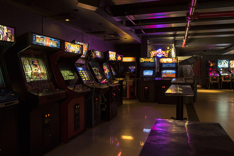 Barcade® - St. Mark's Place, New York
