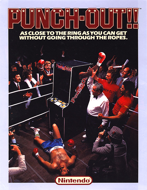 Punch-Out!! — 1984 at Barcade®