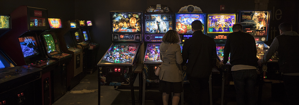 Barcade® — Jersey City, NJ