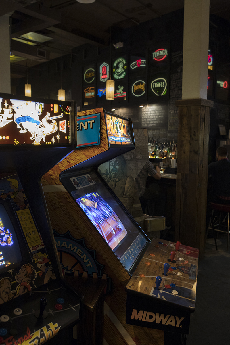 Barcade® in Jersey City, NJ