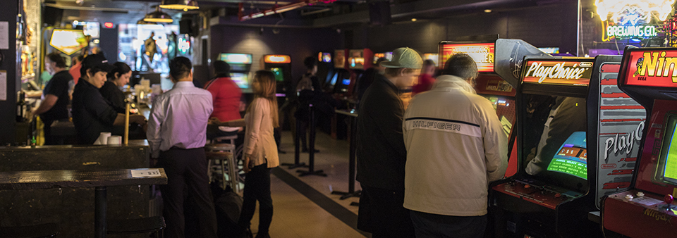 Barcade® — St. Mark's Place, NY