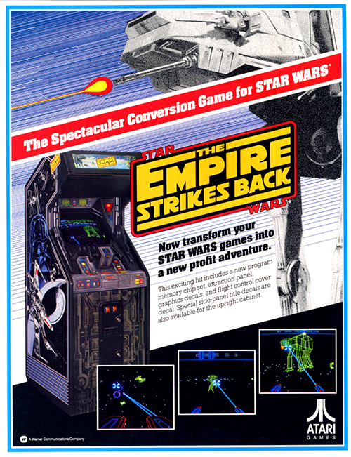 The Empire Strikes Back — 1985 at Barcade®