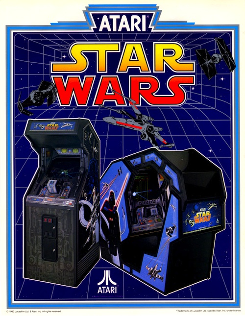 Star Wars — 1983 at Barcade®