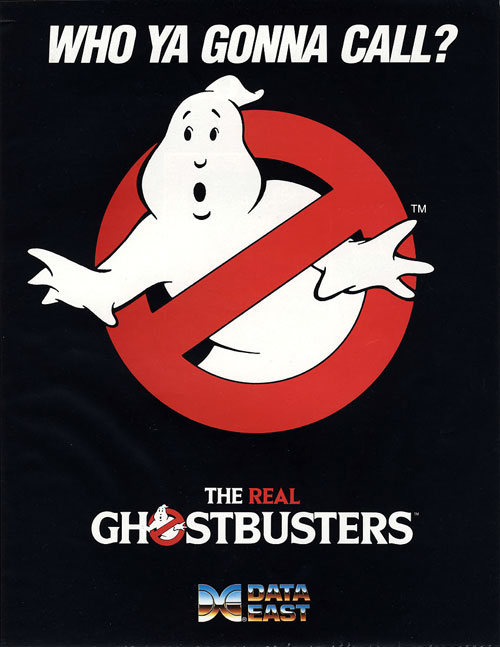 The Real Ghostbusters — 1987 at Barcade®