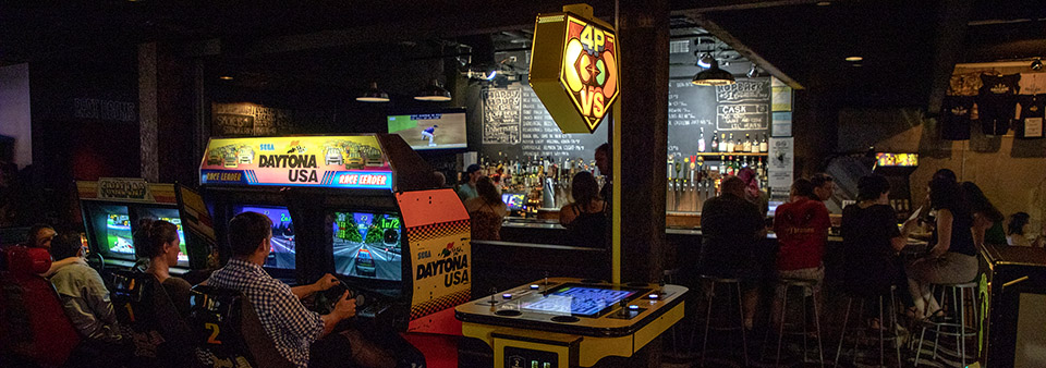 Barcade® in New Haven, CT