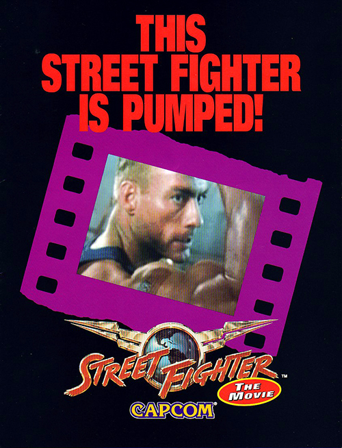 Street Fighter: The Movie — 1995 at Barcade®