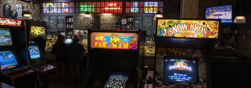 Barcade® - Los Angeles, California | Hyland Park