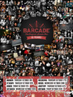 BARCADE® 15Year Anniversary Events Poster | Limited Edition