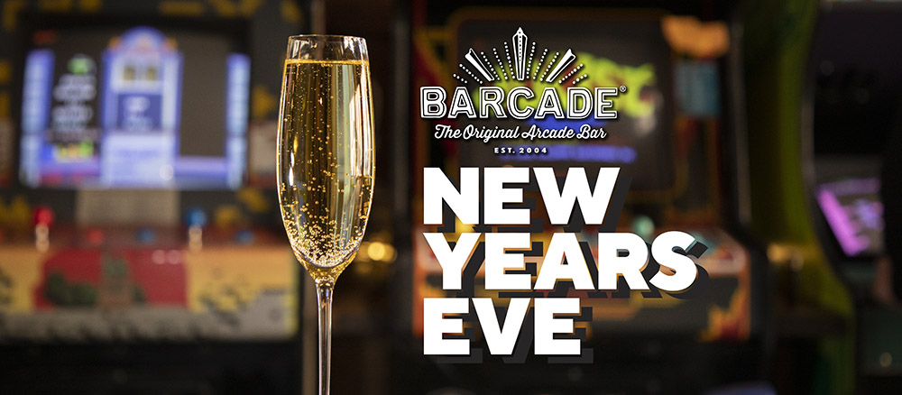 Barcade® – New Year's Eve | photo / graphic