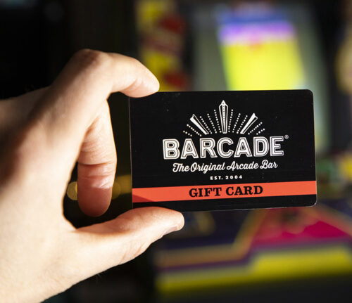 Barcade® Gift Card photo