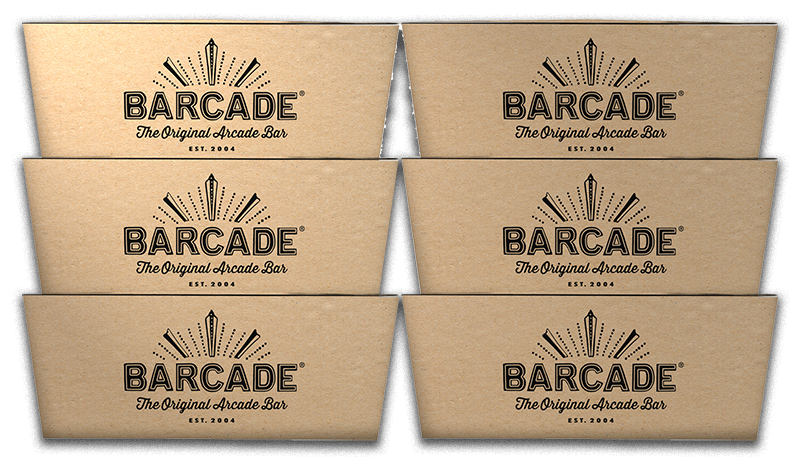 Barcade® Donate Meals graphic