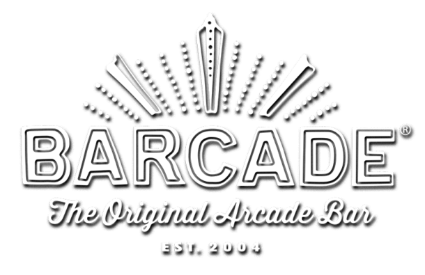 Barcade® The Original Arcade Bar Logo