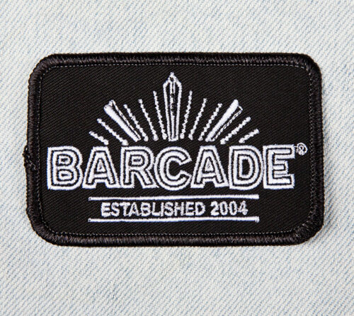 Barcade® Established 2004 Patch
