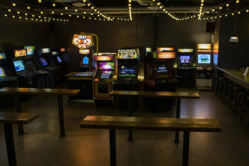 Barcade Los Angeles