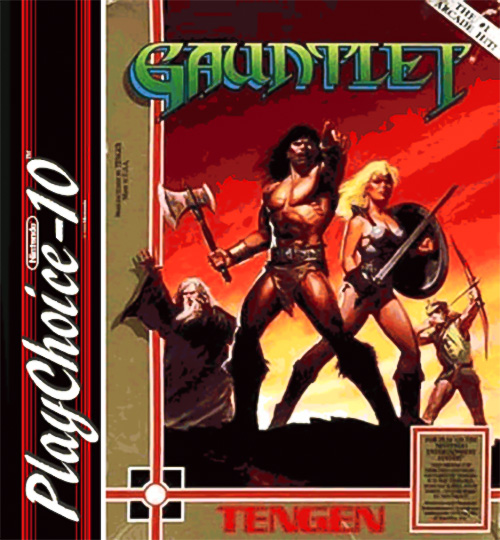 Gauntlet (PlayChoice) — 1985 at Barcade®