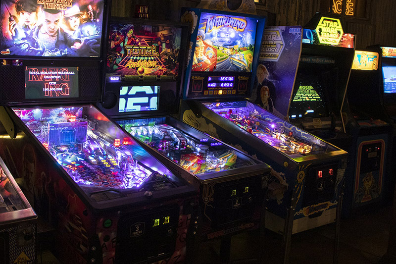 Barcade Arcade Games Photo